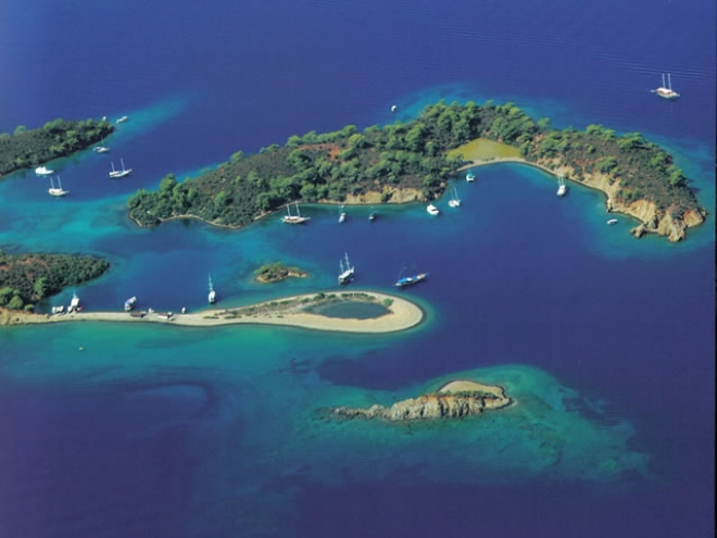 Gocek and Islands Details